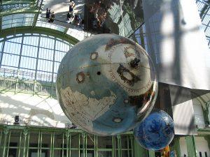 comprar globo terraqueo antiguo