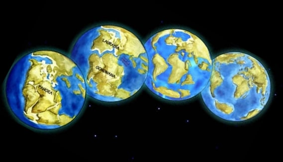 Historia, Origen y Evolución de la Tierra